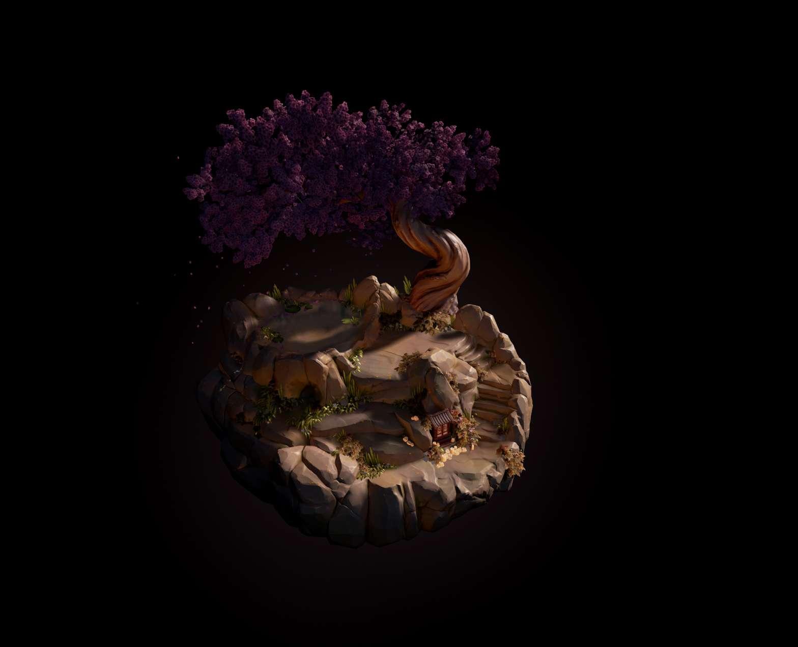 Створення стилізованих 3D-сцен