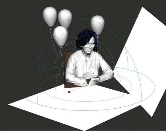 Як створити реалістичний 3D портрет