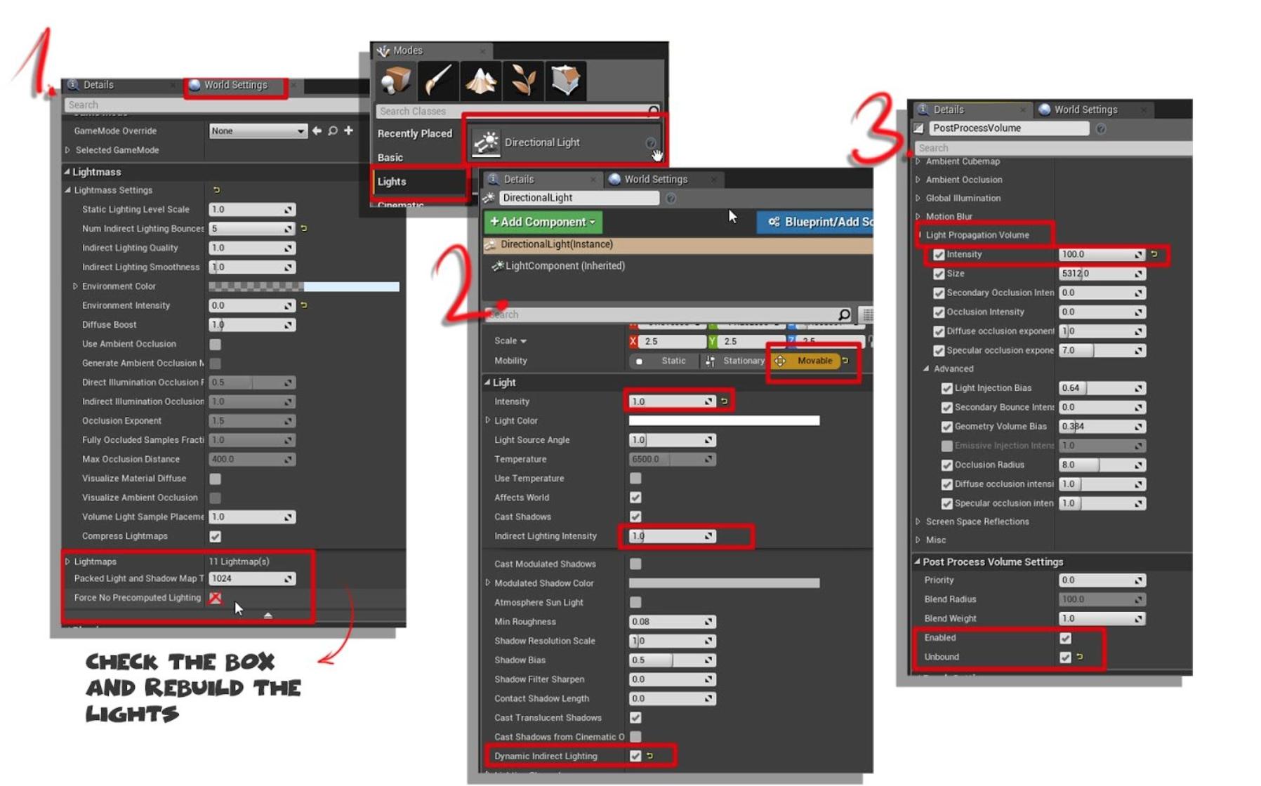 Стилізоване оточення в Unreal Engine 4