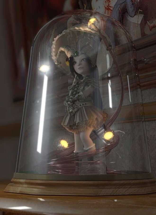 Інтервю з творцем кращого 3D-арту «Сайракс проти Сектора»
