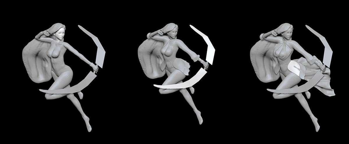Створення Idol від Vahid Ahmadi