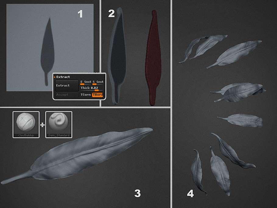 Як створити чотириногого монстра в ZBrush