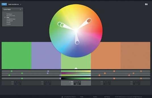 6 порад з теорії кольору