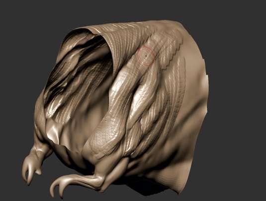 Як створити реалістичного 3D-динозавра