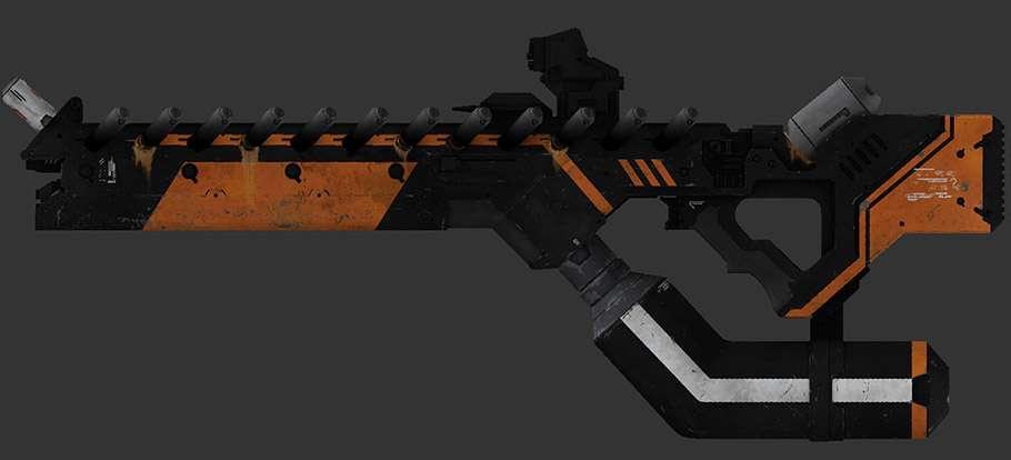 Зброя з «Району №9»