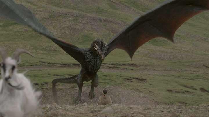 Як студія Pixomondo приручила дракона
