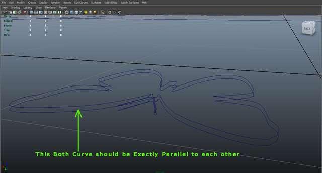 Як перенести криві з Photoshop в Maya