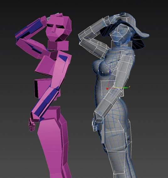 Як створити нешаблонного 3D-персонажа