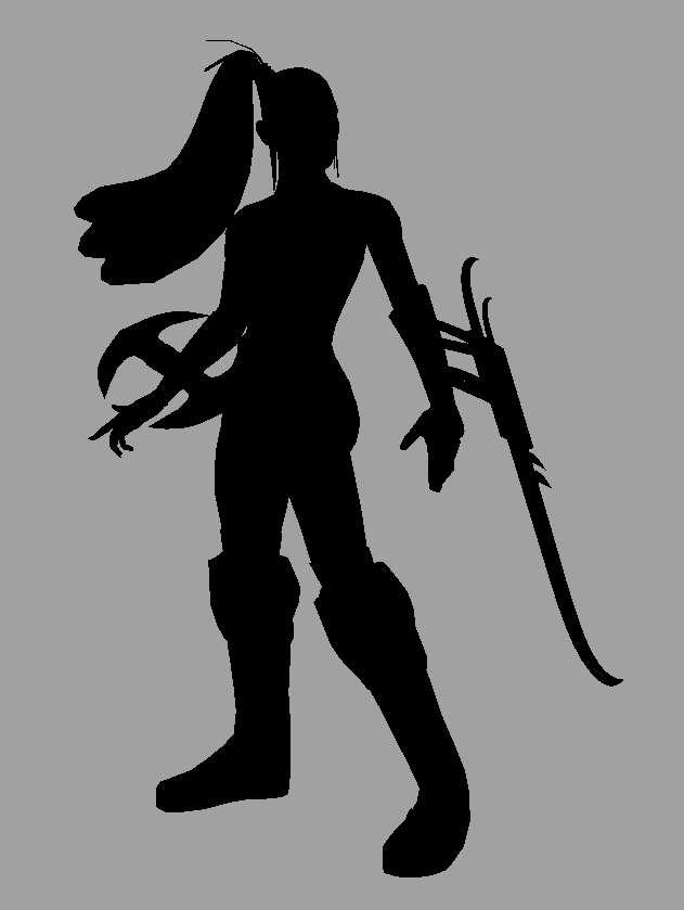 Створення лоупольных персонажів для ігор