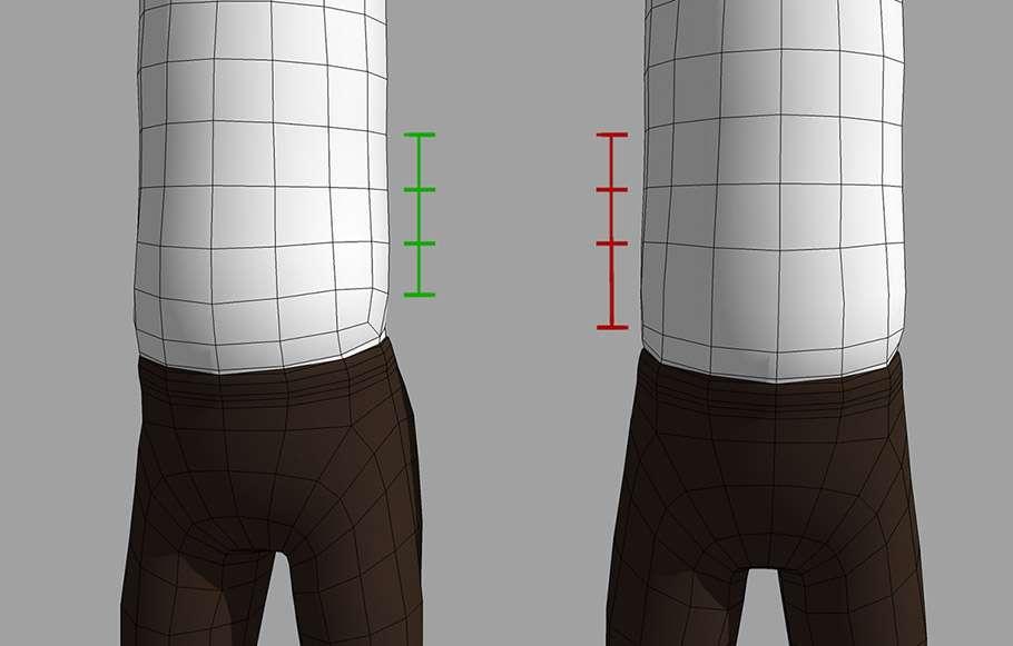 Теорія полігонального 3D-моделювання в Maya