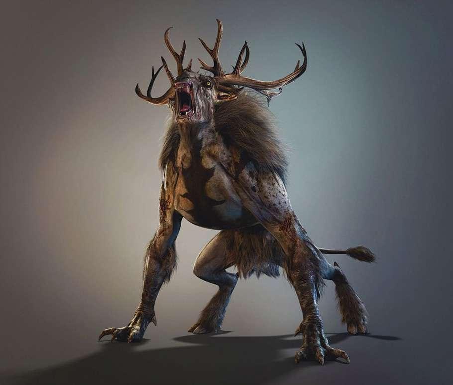 Арти до Відьмак 3: Дике полювання