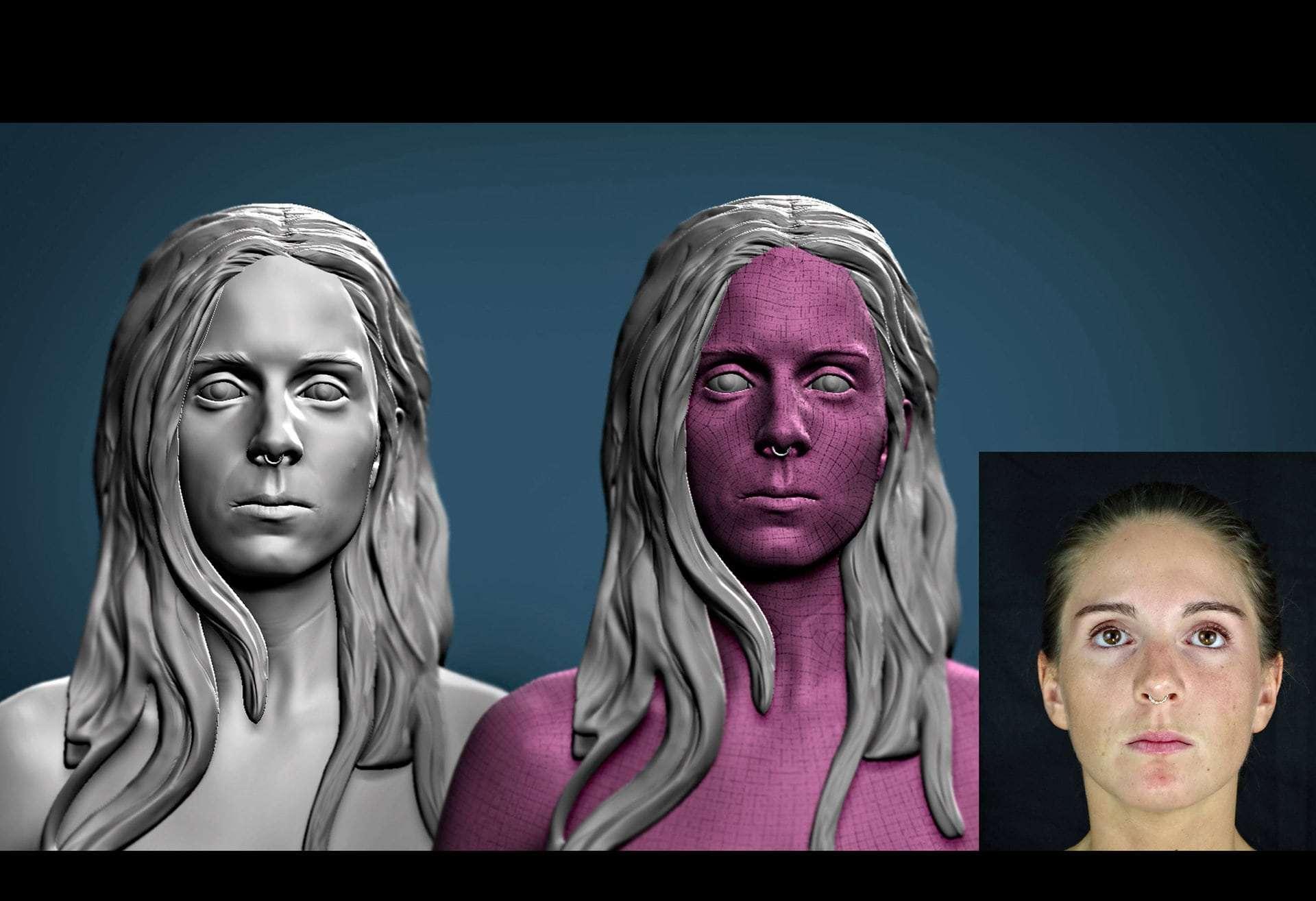 Створення реалістичного цифрового портрета