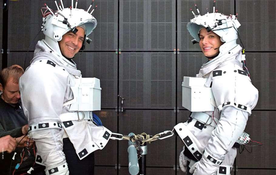 Як створювалися спецефекти оскароносного фільму «Гравітація»