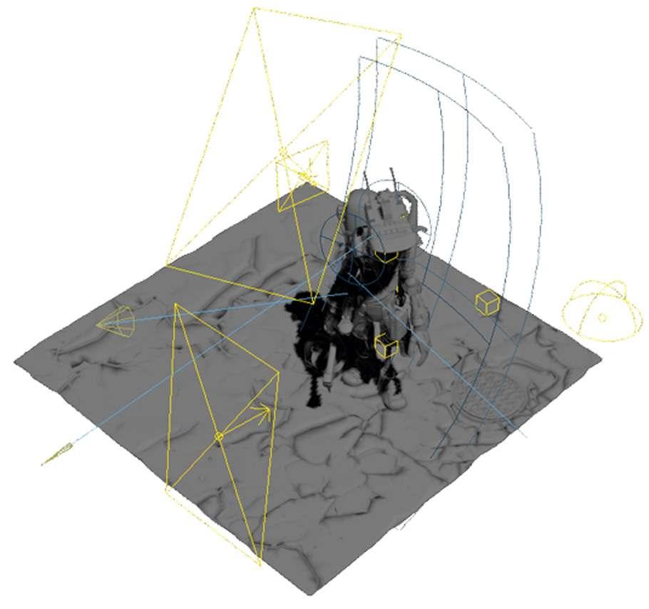 Створення 3D робота-вбивці