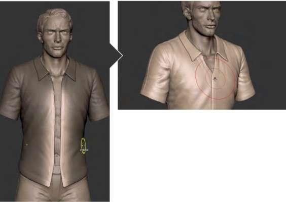 Гайд по створенню реалістичною одягу в ZBrush