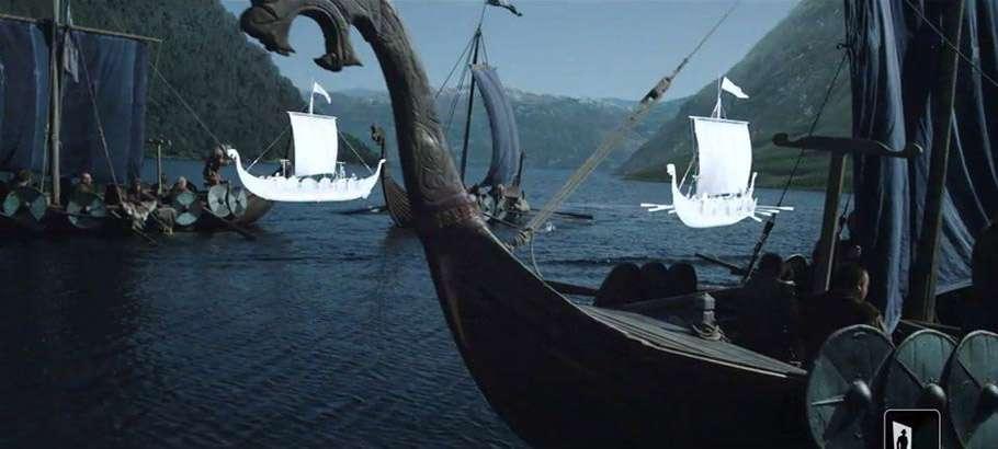 Making of Vikings студії Mr. X Inc