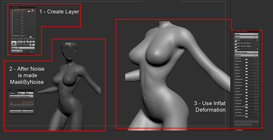 Making Of «Jean Grey»