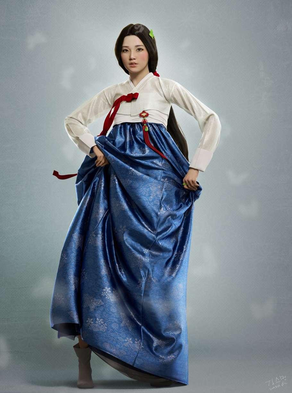 Інтервю з художником по персонажам Seung-min Kim