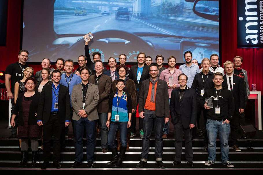 animago AWARD & Conference 2014