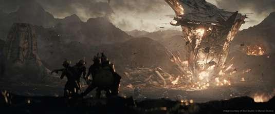 Як створювався VFX у фільмі «Тор: Царство темряви»
