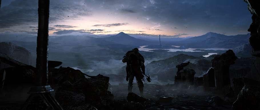 Синематик «The Elder Scrolls Online: Arrival»
