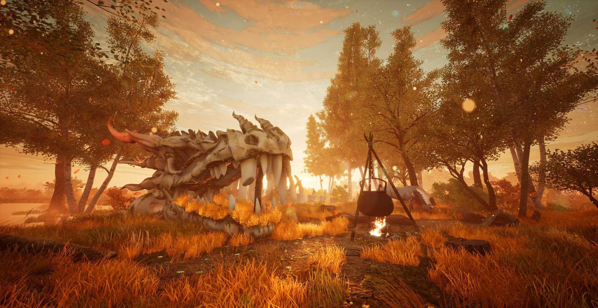 Надихаюча осінь в Unreal Engine 4