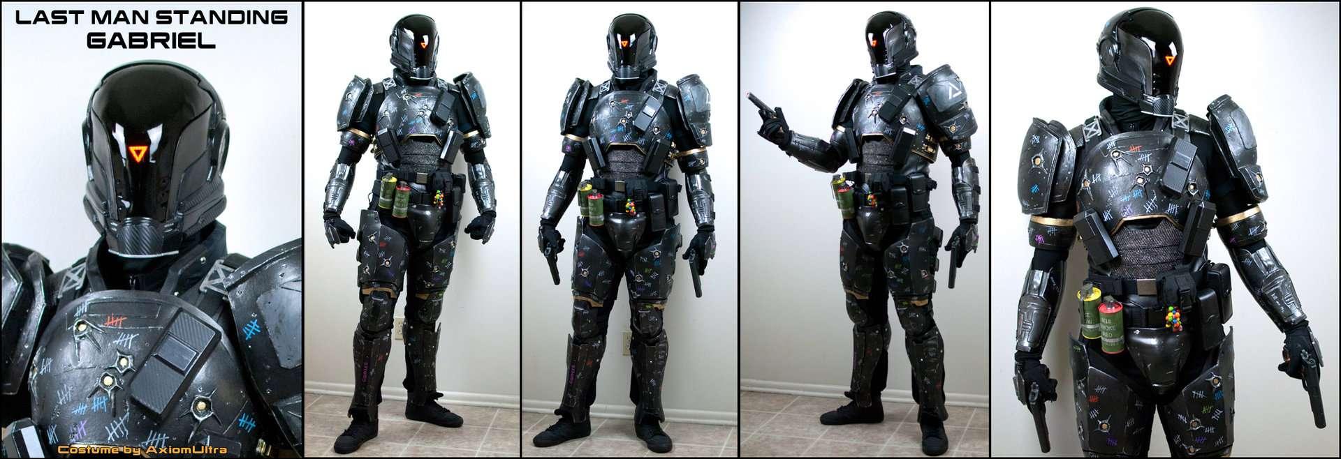 Історія одного 3d костюма