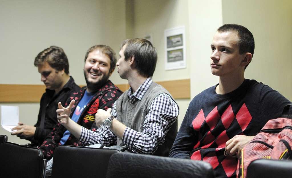 У Харкові пройшов форум CG фахівців Node 2013