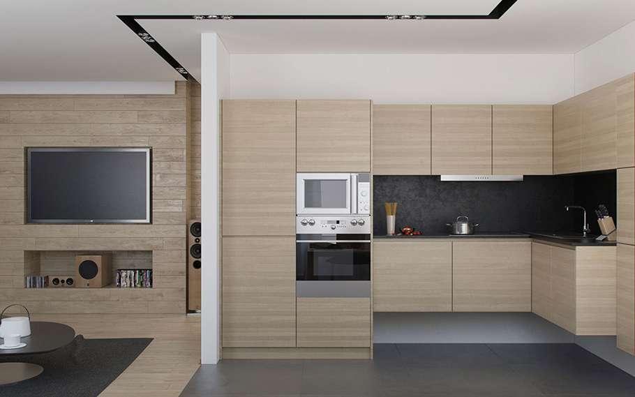 Дизайн інтерєру 3-х кімнатної квартири від Nordes