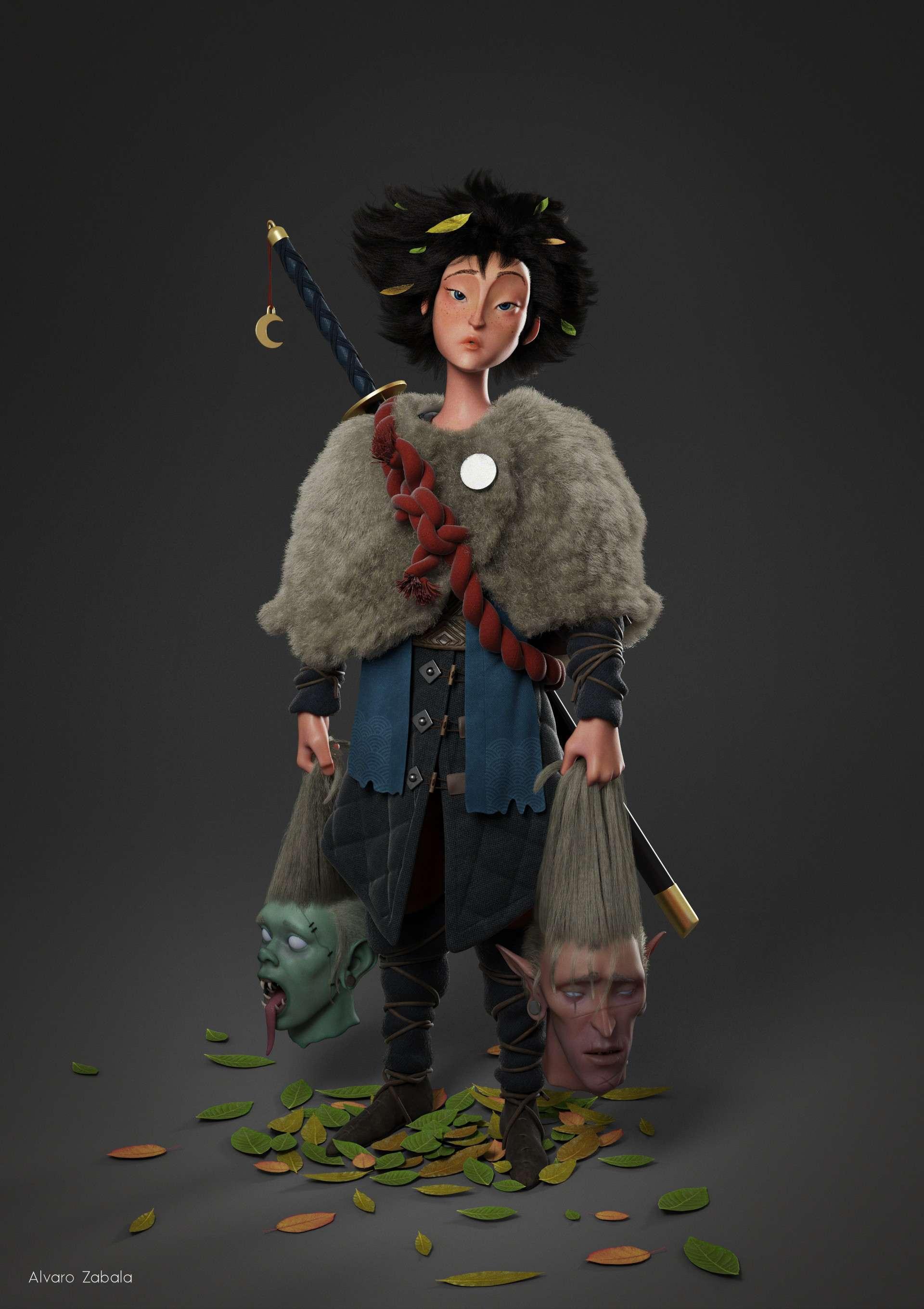 Поради щодо створення персонажів від Alvaro Zabala