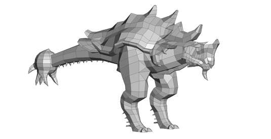 Як створити 3D-монстра за 9 кроків