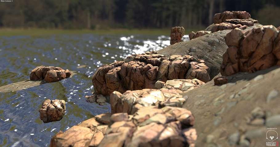 Туторіал по створенню скелі