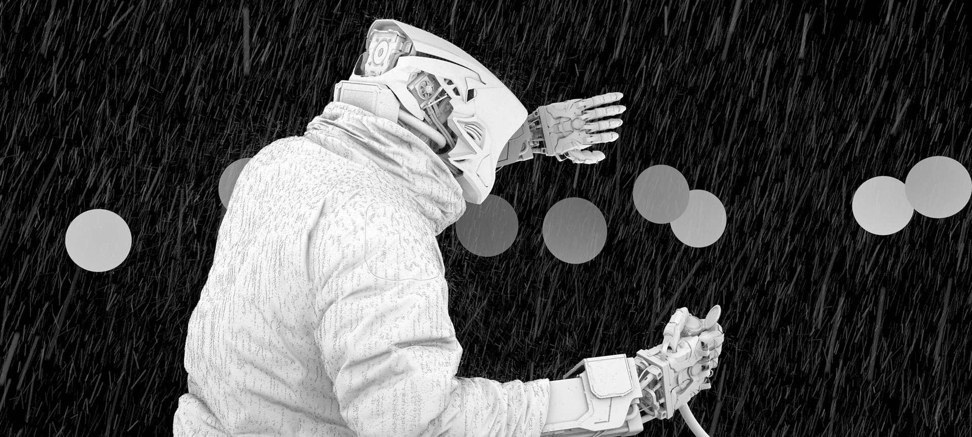 Роботи Romain Chauliac