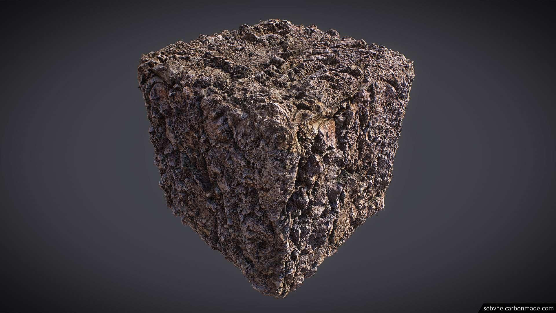 Створення каміння для ігор за допомогою фотограмметрії. Частина 2