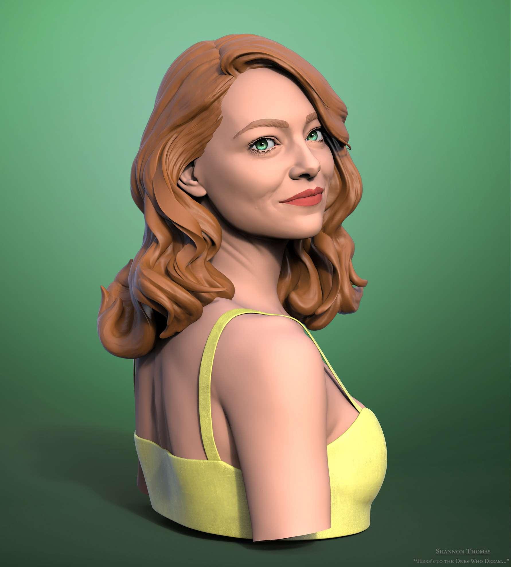 Моделювання персонажів для анімації з Shannon Thomas. Частина 1