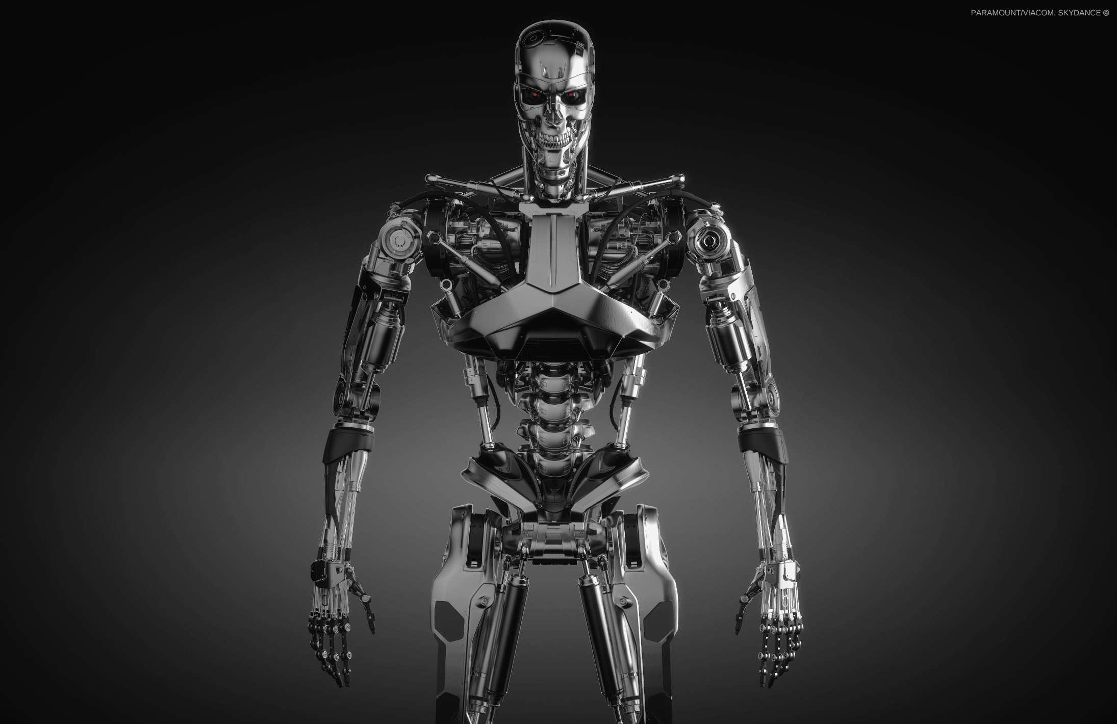 Віталій Булгар: Дизайн для фільмів, ігор та робототехніки