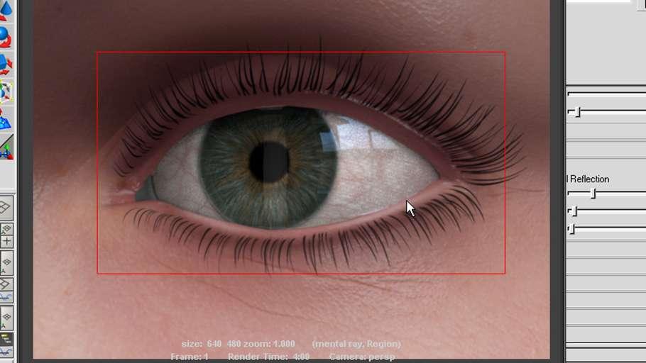 Створення реалістичних очей
