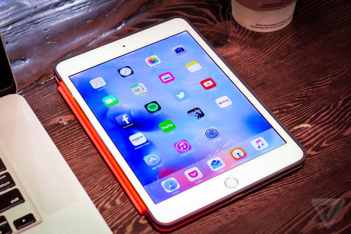 Apple iPad Pro фото