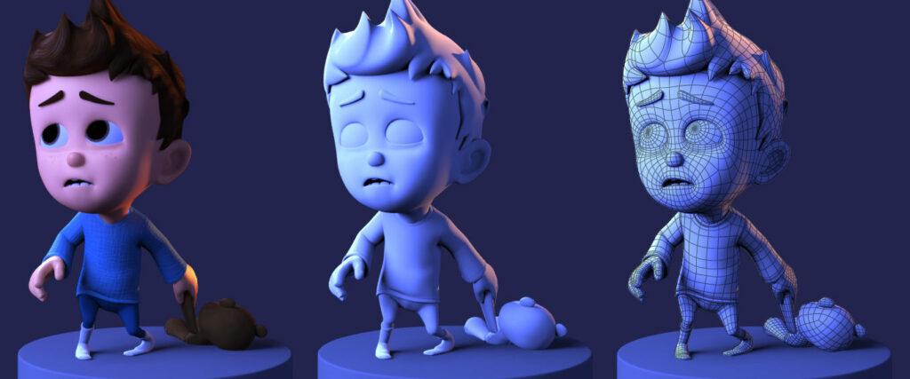 Створення 3D анімації як спосіб заробітку